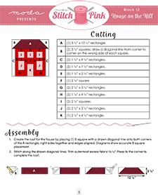 stitch pink 12