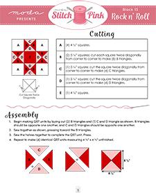 stitch pink 13