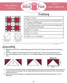 stitch pink 18