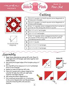 stitch pink 24