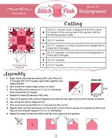 stitch pink 25