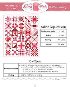 stitch pink 31
