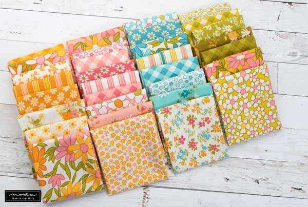 A Blooming Bunch Fabrics