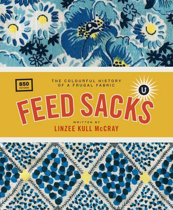 CT Linzee McCray Flowers For Freya Feedsacks Cover