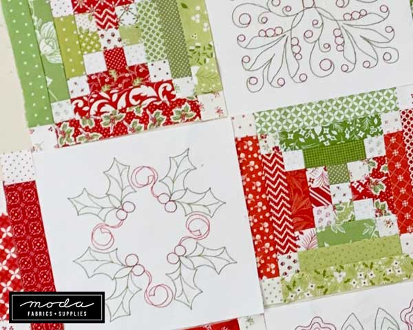 Holiday Stitch-a-Long Blocks