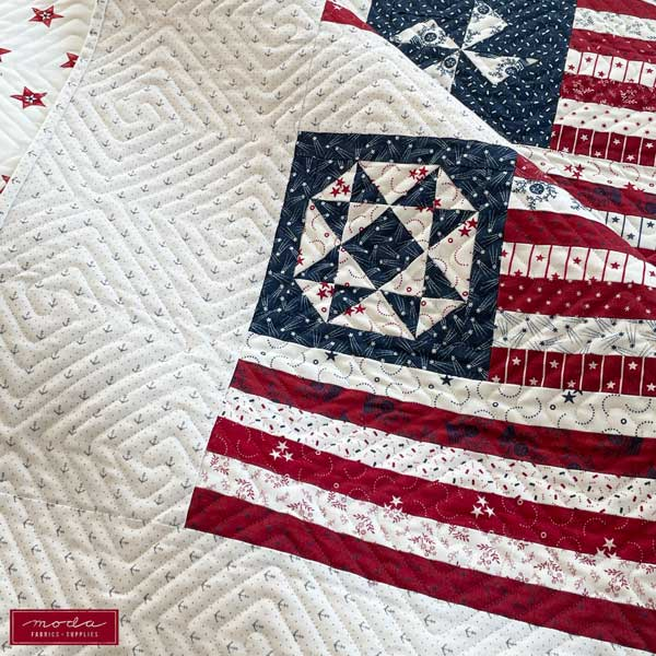 CT PG American Quilter SAL SAmple