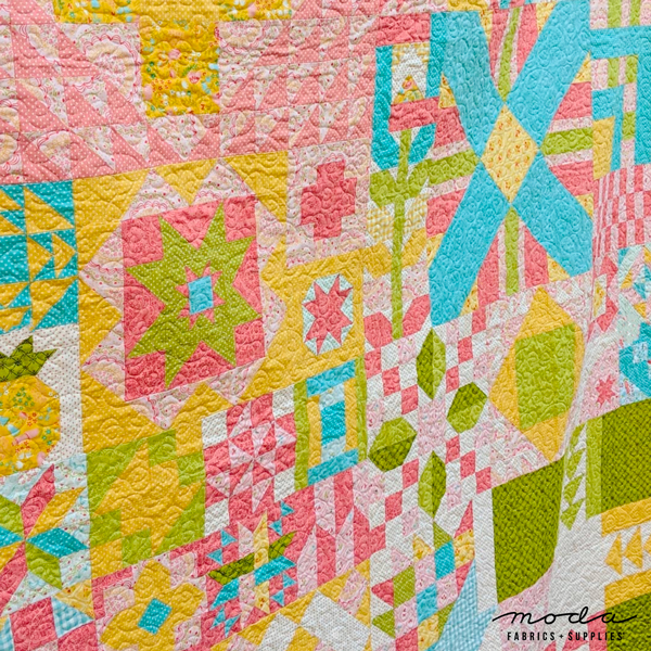 Stacy Iest Hsu Block Heads 2 Quilt