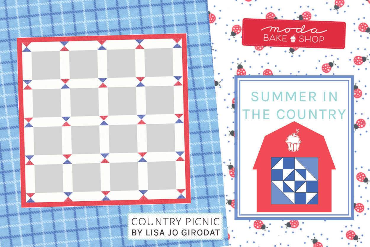 teaser image for Summer in the Country: Country Picnic blog post