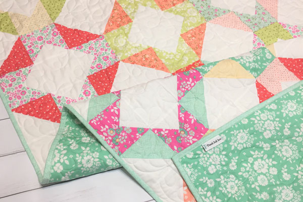 teaser image for Country Summer Quilt blog post