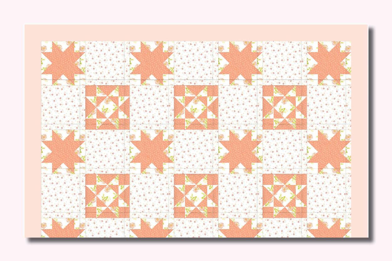 teaser image for Happy Days Quilt blog post