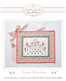 Sweet Meadow Embroidery