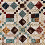 Fancy Parlor Quilt featuring Sarah's Story