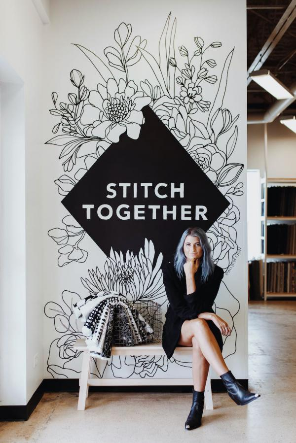 Alli K quilts and Stitch House