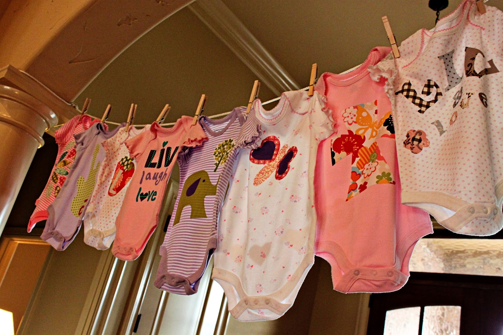 Decorate Baby Bibs A Charming Baby Shower Modafabrics