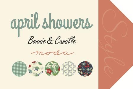 Hangtag April Showers