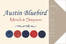 Hangtag Austin Bluebird