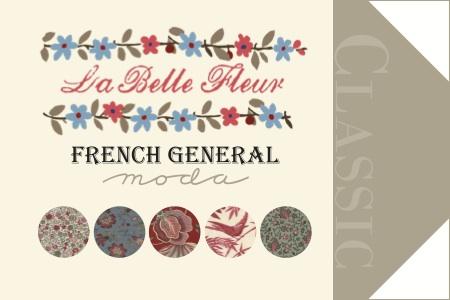 Hangtag la belle fleur modafabrics for La belle fleur