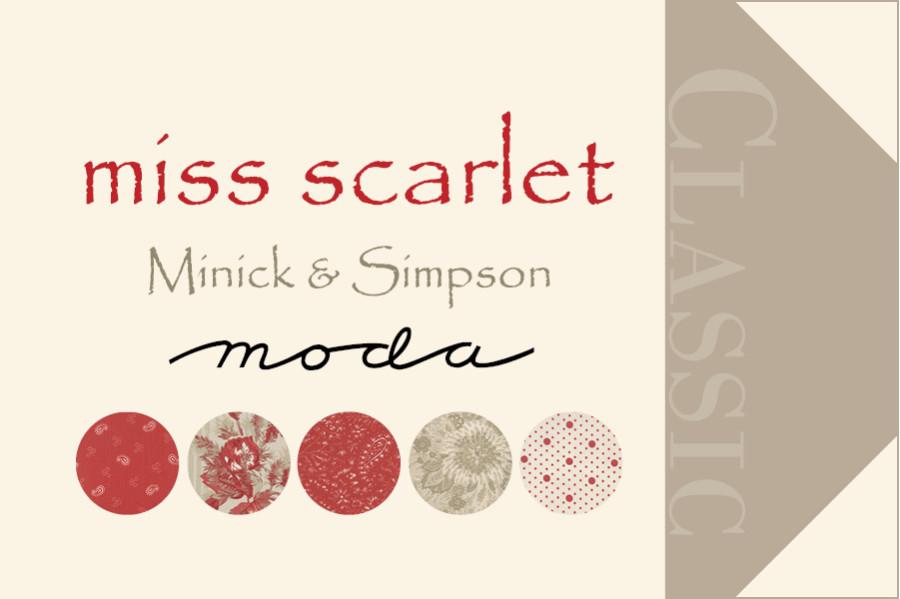 Hangtag Miss Scarlet