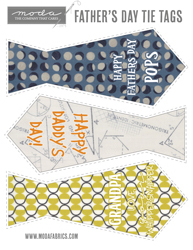 Father's Day Tie Tags