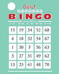 Moda Bingo