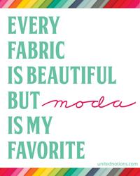 Moda is my Favorite