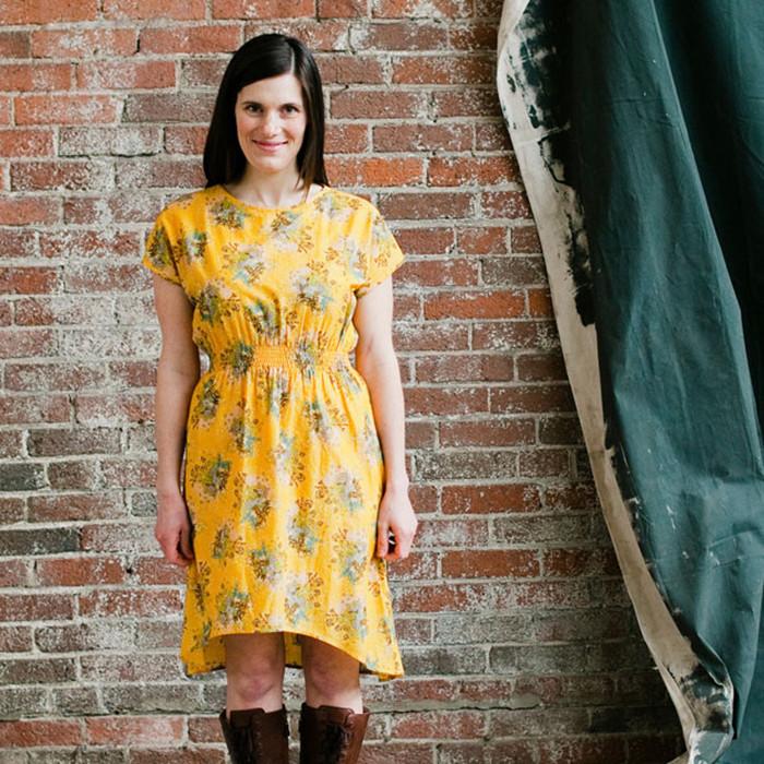 The Staple Dress April Rhodes