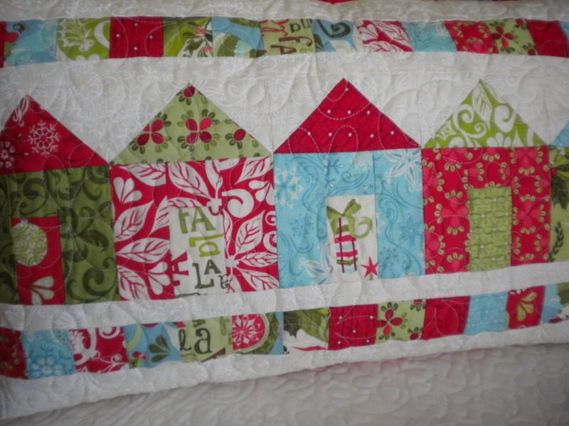 Quilt Block Patterns Of Houses : Sherri McConnell modafabrics Page 2