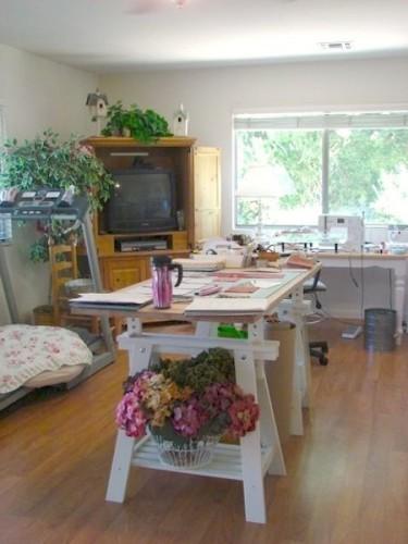 Bren's studio