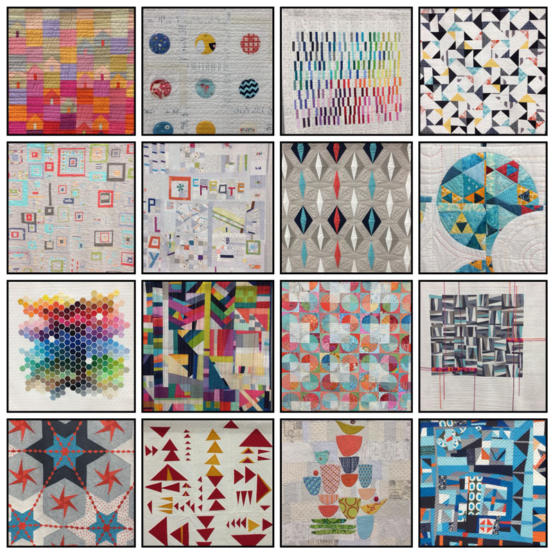 QuiltCon-Sixteen-Collage
