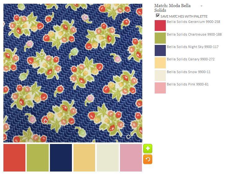 Aloha Girl - Palette 2