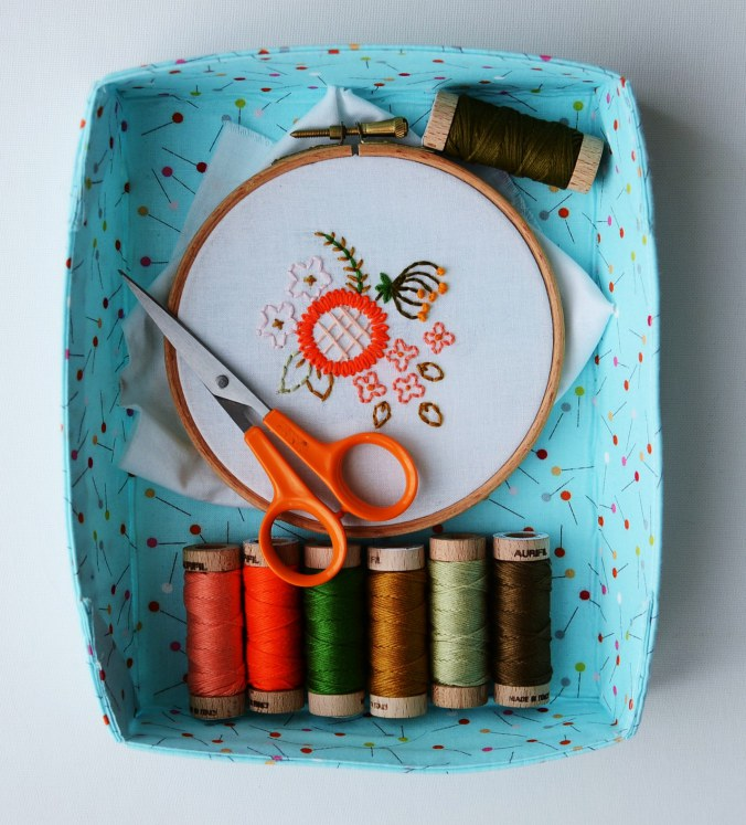 Aneela Hoey Bloom Aurifil