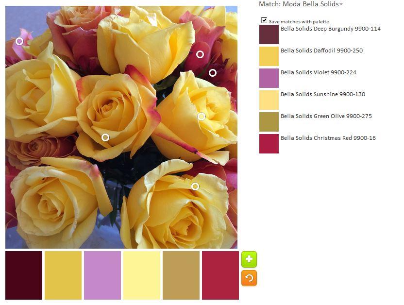 Roses-Palette Builder Snip