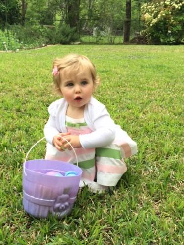 Betsy Chutchian's granddaughter Madison
