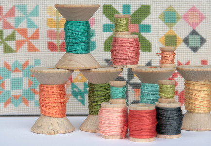 Spools and Stitches