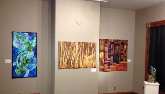 LaConner Seasonal Palettes exhibition