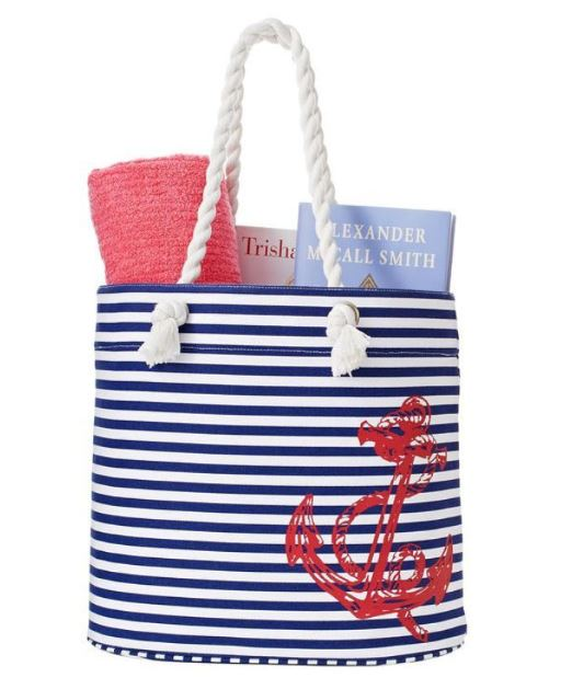 Pat Sloan - B&N Anchor Tote Bag