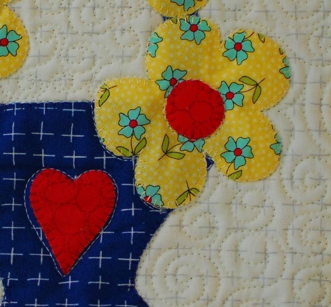 Pat Sloan Sweet Life Sew Along block 2b