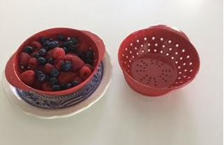 Polly - Williams-Sonoma Berry Bowls