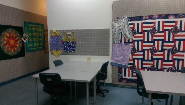 Quilt Haus classroom
