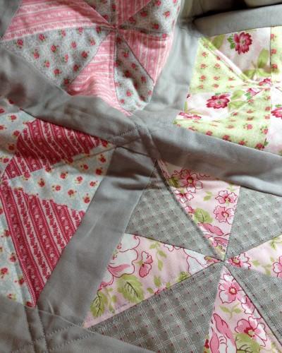 Ambleside baby quilt