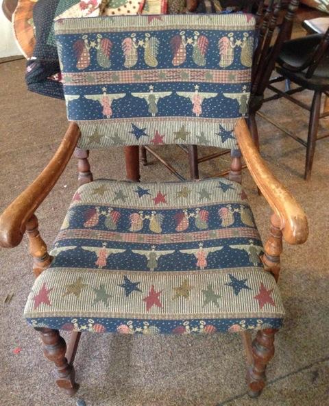 From the Prairie Chair
