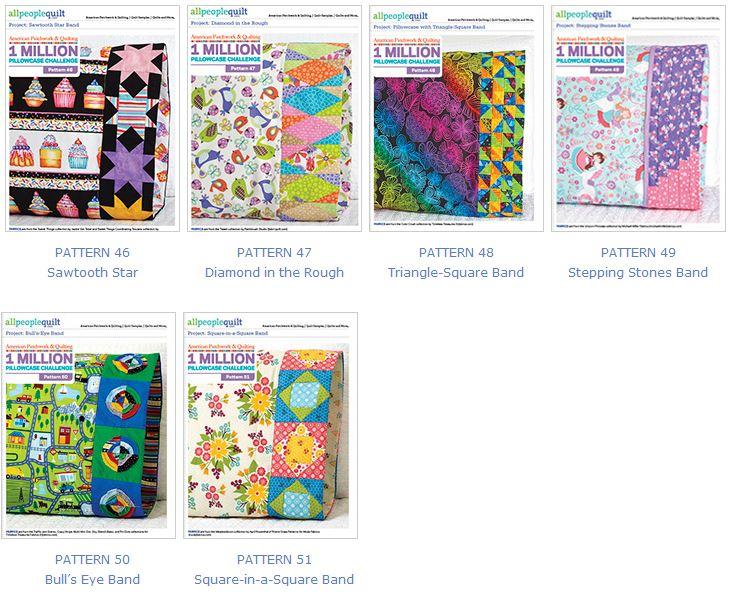 Pillowcase Patterns