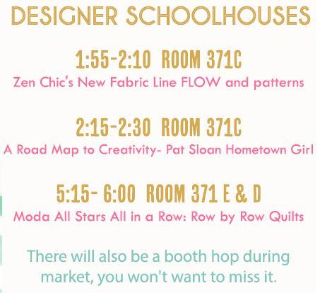 Designer Schoolhouses 2