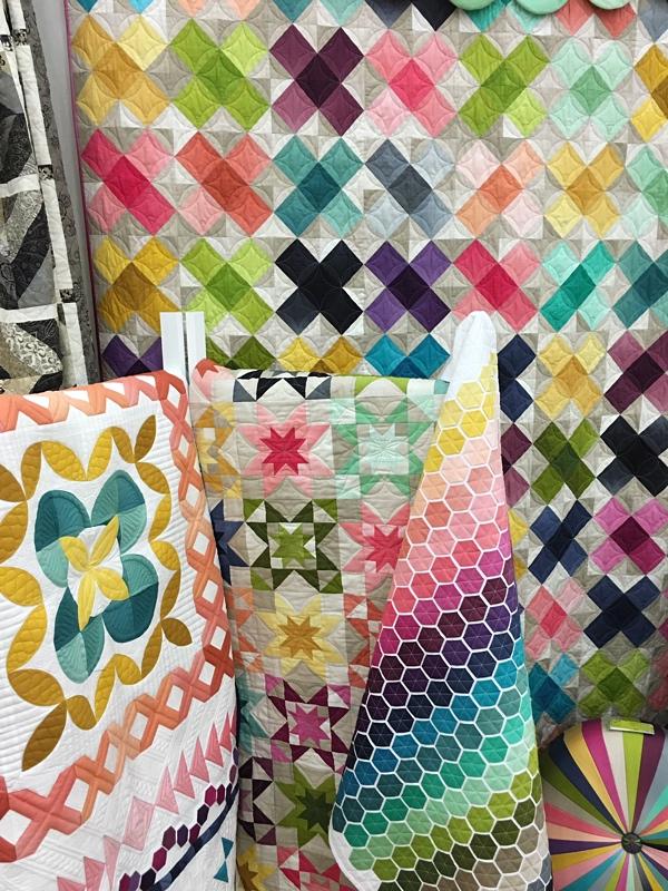 Fall Quilt Market 2015 Part 2 Modafabrics