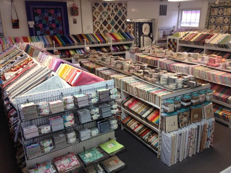 Featured Shop: Fabric Shack of Waynesville, Ohio « modafabrics