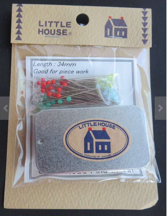 Little House Pins