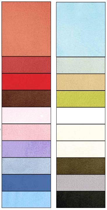 Snuggles - Colors