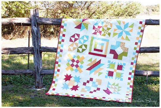 2014 Wishes Quilt-along