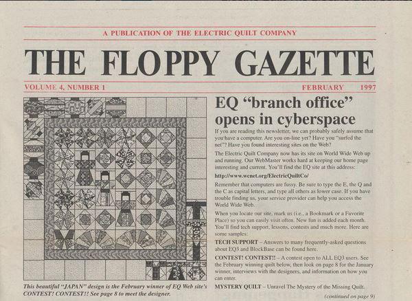 CT Floppy-Gazette