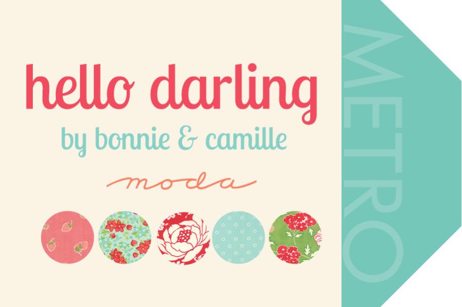 Hangtag Hello Darling